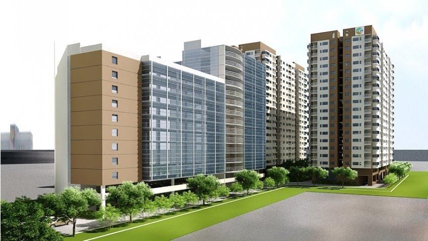Nằm giữa phú mỹ hưng và nam long căn hộ cao cấp 150 triệu, thích hợp để ở và cho thuê!!!