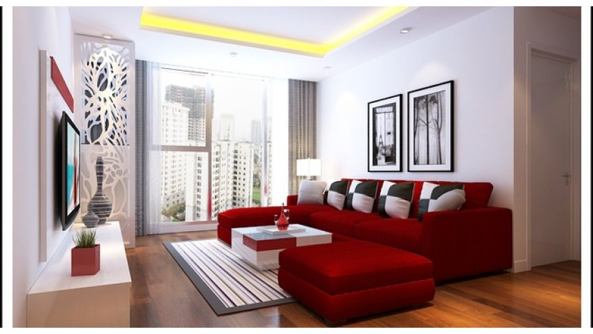 Cho thuê căn hộ chung cư 71 nguyễn chí thanh  view đẹp, giá rẻ