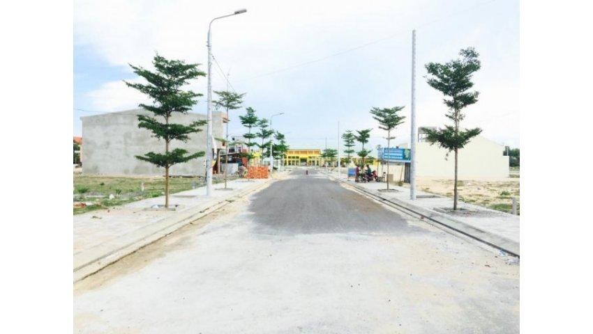 Bán đất phố chợ điện dương ven biển giá rẻ chỉ 200tr/ nền
