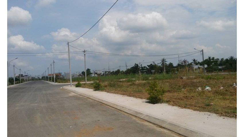 Mua bán đất quốc lộ 50, đất xã tân kim 90m2 chỉ 400 triệu sổ đỏ chính chủ