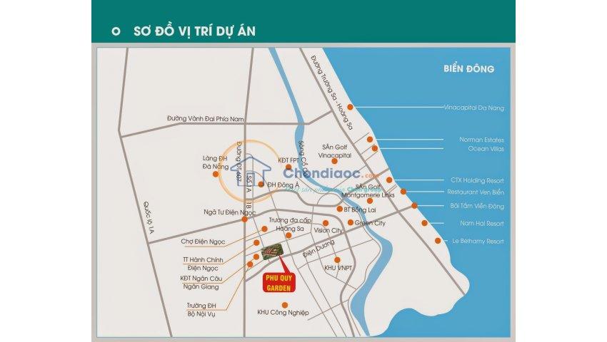 Bán đất khu đô thị an phú quý có sổ đỏ giá chỉ 190 triệu