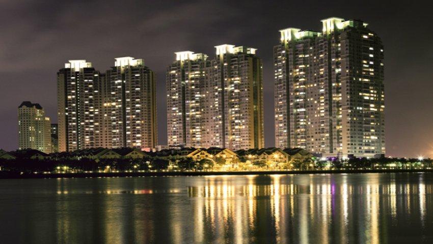 Bán căn hộ chung cư topaz 1 sài gòn pearl, tầng 16, view sông tuyệt đẹp, hỗ trợ vay vốn