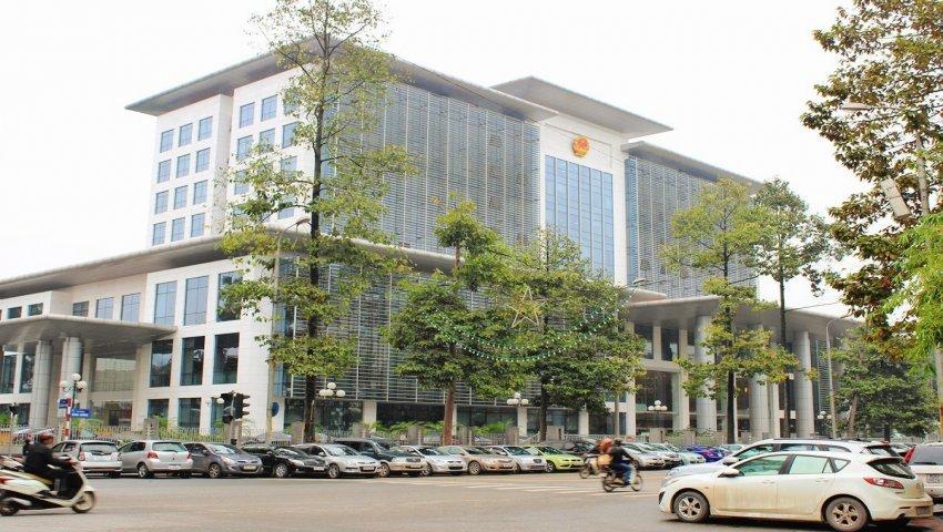 Cần thuê tòa nhà văn phòng diện tích lớn ngay trung tâm quận 1, 3