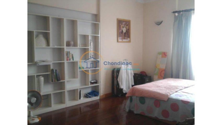 Cho thuê chung cư tại cc71 nguyễn chí thanh. s= 76m2, 2 pn, 1 wc. nội thất full. gía 12 tr/th
