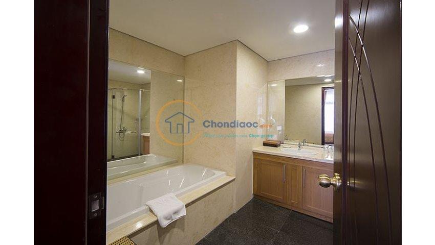 Cho thuê căn hộ tại tòa hh1, cc 102 trường chinh. s=120m2. 3 pn, 2 wc. gía 11,5 tr/th.