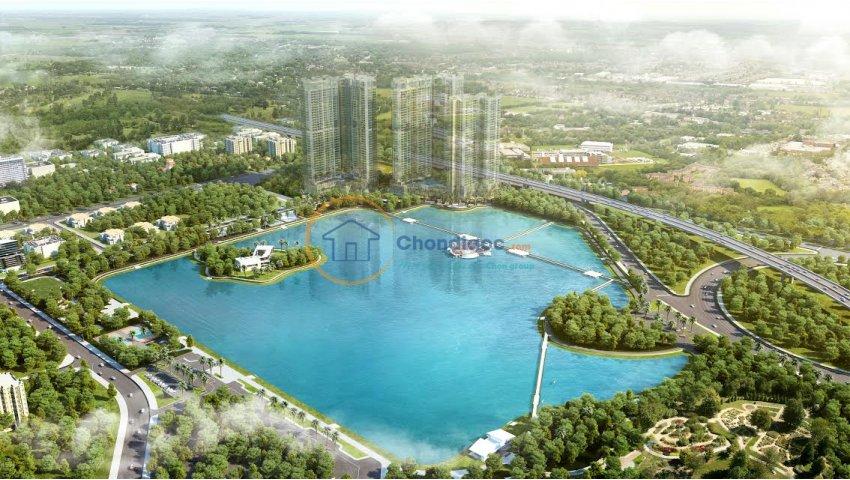 Dự án duy nhất cạnh hồ điều hòa lớn nhất thành phố - vinhome sky lake phạm hùng -0968317986