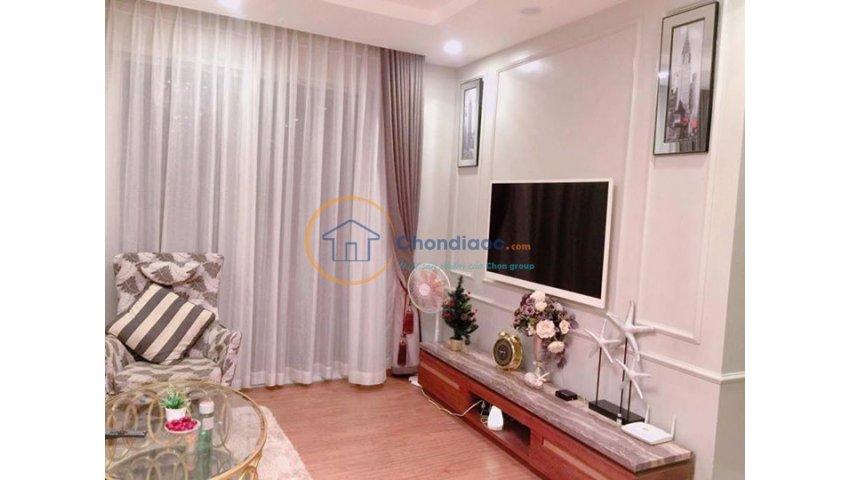 Cho thuê chung cư tại 17t11 trung hòa nhân chính. s= 98m2.  3 ngủ, 2 wc. gía 12 tr/th. lh: 0965490578