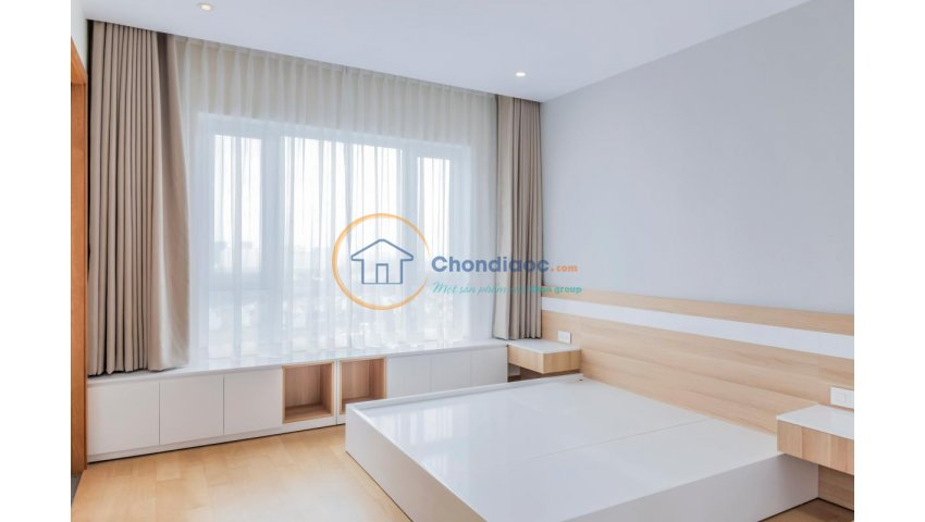 Căn hộ chung cư quận 2 ở liền tại đảo kim cương, căn 2 phòng ngủ, 125 m2, căn 3 phòng ngủ, 180 m2