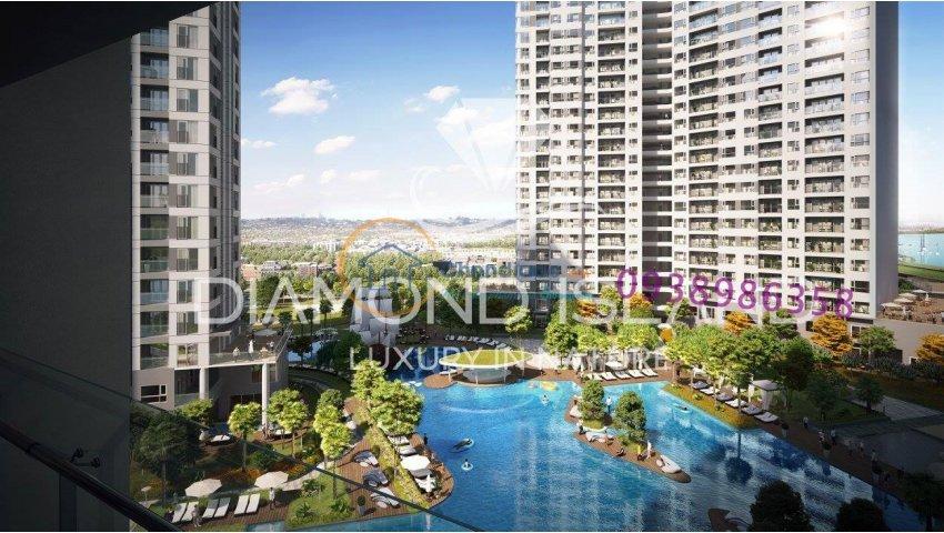 Sang nhượng căn Đảo Kim Cương 3 phòng ngủ, có sân vườn 88 m2, 7,7 tỷ