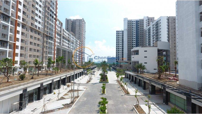 Bán căn hộ Đảo Kim Cương 82 m2, ở liền, 4,5 tỷ tháp Brilliant hiện hữu