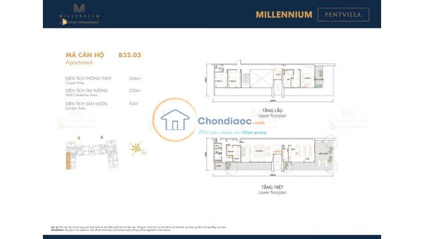 Sở hữu căn hộ Penthouse ngay trung tâm thành phố, diện tích 250m2 giá chỉ 17 tỷ (VAT+PBT). LH: 0906626505