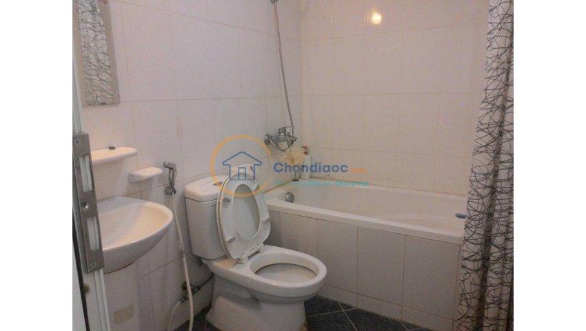 Chính chủ Cho thuê chung cư 27 Huỳnh Thúc Kháng, 110m, nội thất đầy đủ, giá 14 triệu