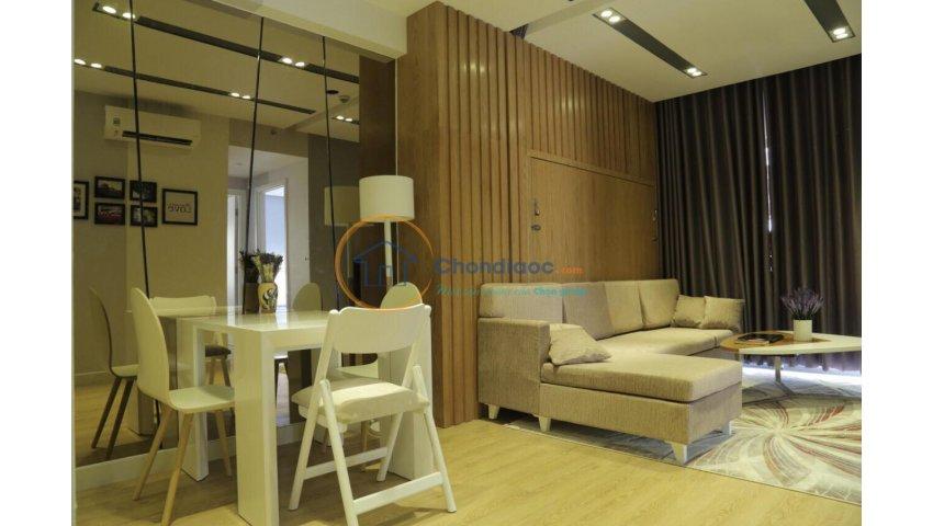 Bán căn hộ 2PN Masteri Thảo Điền, 65m2 tháp T1, có NT, giá 3.2 tỷ. LH: 0906 626 505