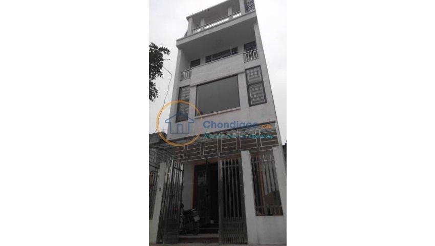 Chính chủ bán nhà xây mới 4 tầng trên Quốc lộ 1A, Duyên Thái, Thường Tín ôtô đỗ cửa