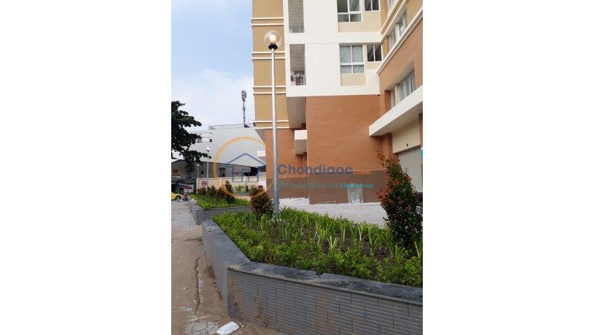 Cho thuê Căn hộ 2 phòng ngủ - Chung cư khuông Việt, đối diện Cổng Đầm Sen, thuê vào ở ngay.