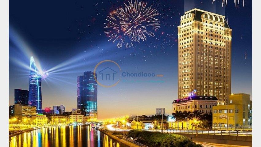 Grand Riverside căn hộ MT Bến Vân Đồn, Gần Bitexco Q.1, nhận nhà ở ngay, từ 1-4PN, view 3 mặt sông
