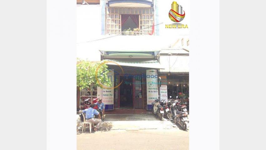 Cho thuê nhà MT Nguyễn Văn Tráng Q1,DT: 4mx15m,1 lầu,Giá: 50 Triệu