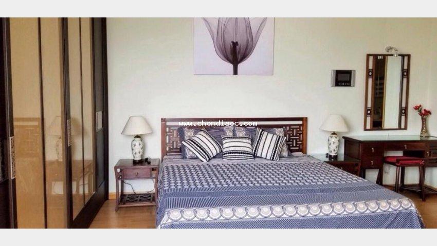 Cho thuê căn hộ 3pn saigon pearl, view sông, hướng đông nam, 140m2, giá 30 triệu/tháng