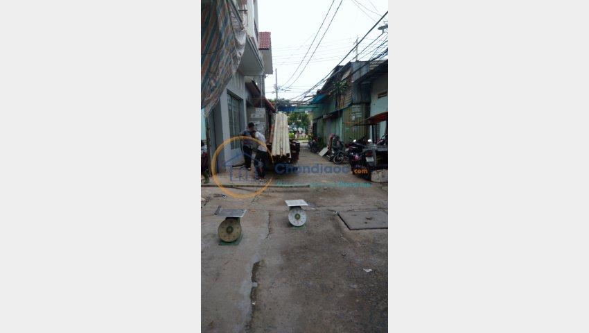 Bán Nhà Hẻm 6m Thông Đường Nguyễn Văn Săng P.TSN DT 4x14m