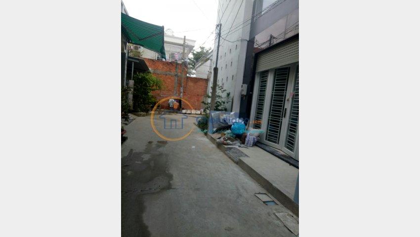Cần bán nhà hẻm Vip Nguyễn Hữu Dật, dt: 4,5x12, 3,5 tấm