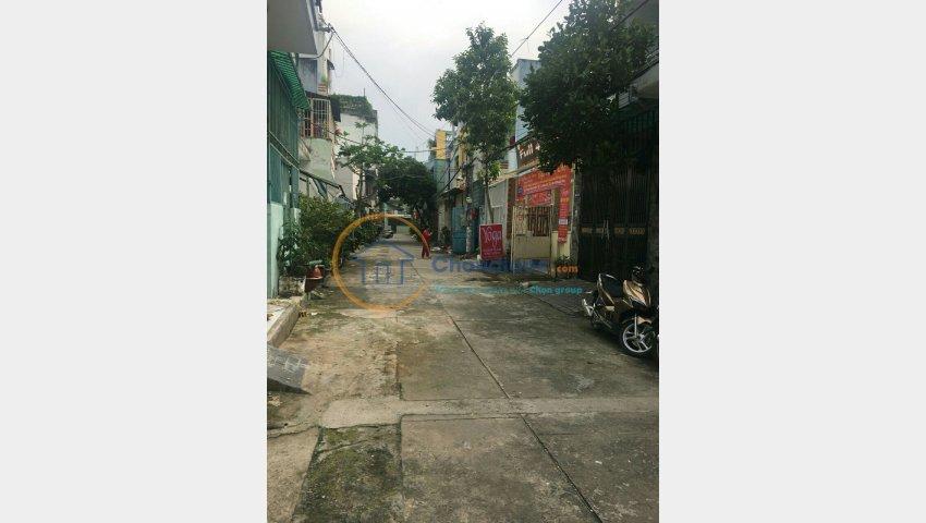 Nhà cấp 4 hẻm 95/ Đường Gò Dầu, dt 4x16, giá 4,95 tỷ