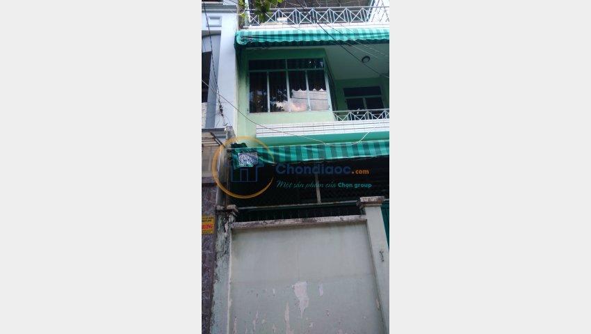 Bán Nhà MTNB P.Tân Thành Q.Tân Phú DT 5x18m