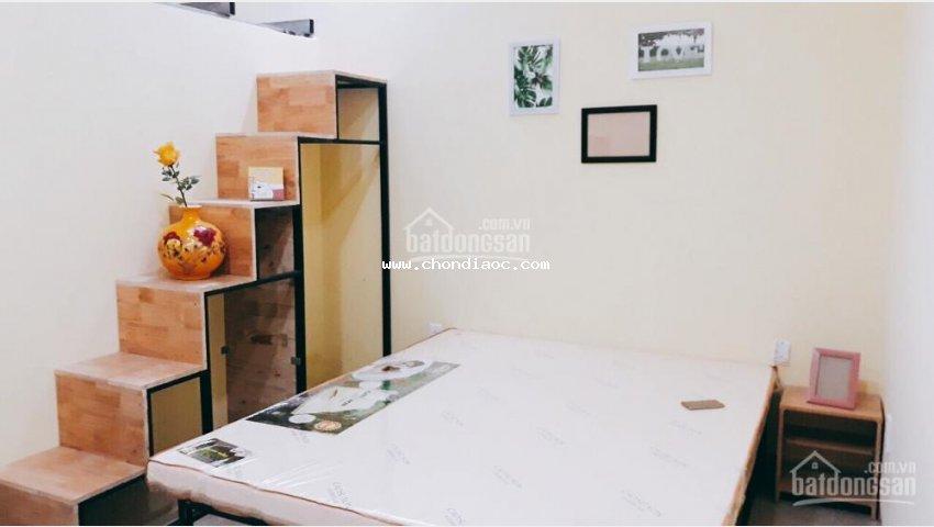 Căn hộ chung cư mini cho thuê full nội thất gần phú mỹ hưng, vincom big c nguyễn thị thập 5tr, q7