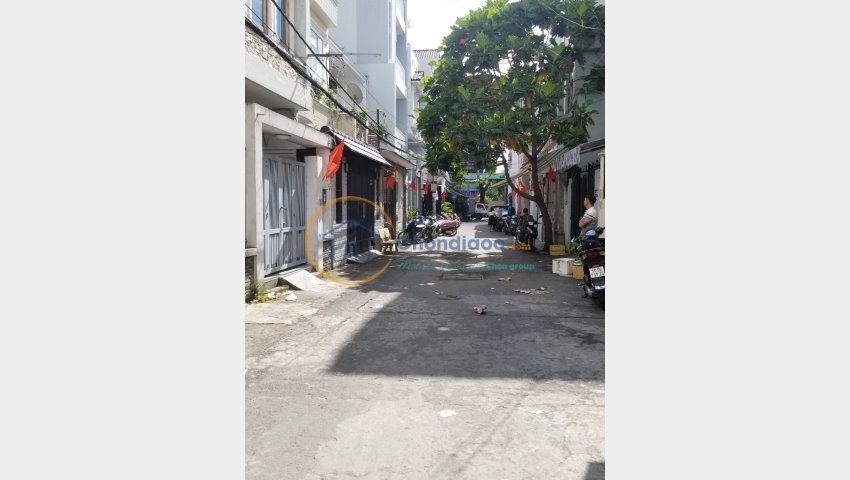 Cần bán nhà Tân QUý, Tân phú, hẻm xe hơi, 5x14 vuông vức, 7 tỷ lh 0934163978