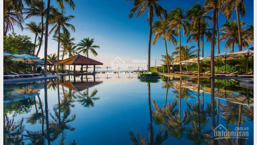 Chỉ 2-3 tỷ có cơ hội sở hữu biệt thự biển novaland - novahills mũi né resort & villas