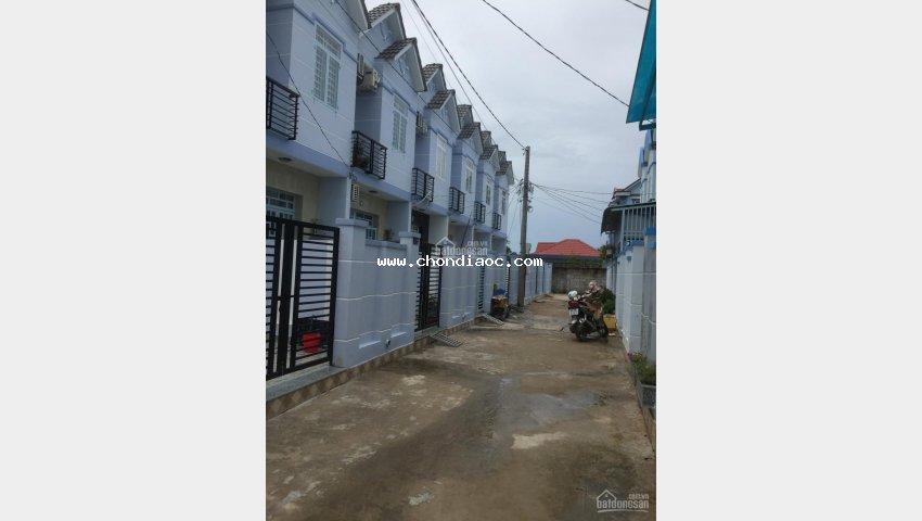 Chi 680tr sở hữu 1 căn nhà mới 100% 1 trệt, 1 lầu, sổ hồng riêng, ngay chủ. lh