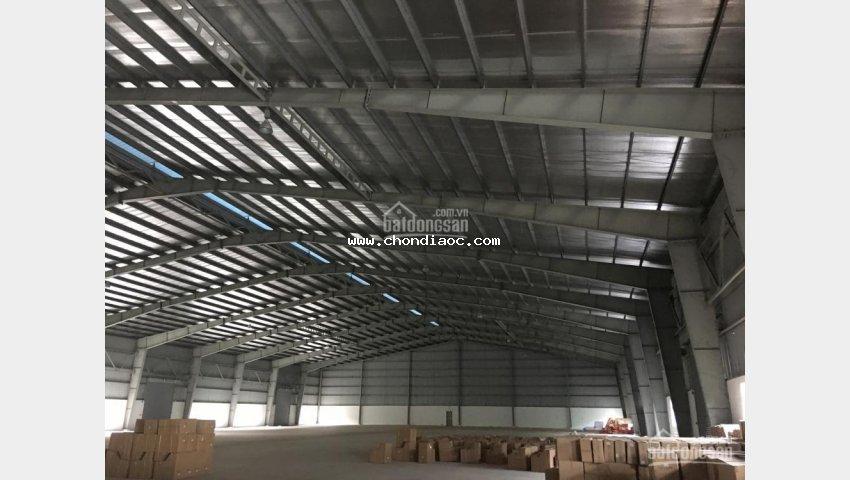 Cho thuê xưởng bình dương 5000m2 - 13.000m2 trong kcn, giá 51.17 nghìn/m2/th