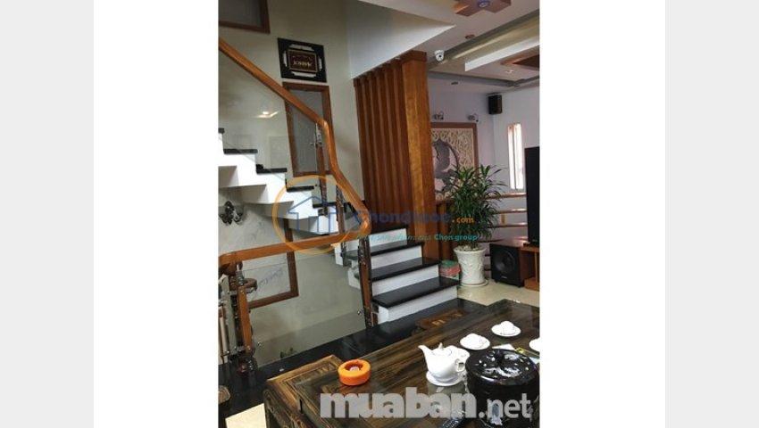 Bán Nhà Chính Chủ Hẻm 4m Đường Gò Dầu P.Tân Sơn Nhì DT 4x21m (3 Tấm0