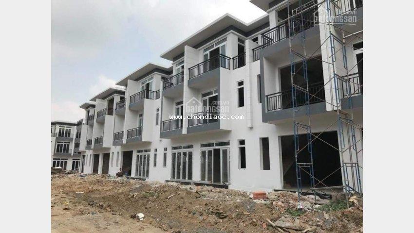 Mở bán thêm 80 căn nhà phố, 1 trệt 2 lầu đúc 2,5 tấm giá chỉ từ 1,6 tỷ