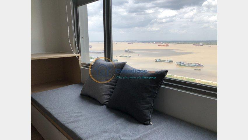 Tôi cần bán gấp An Gia Riverside q7, 2 phòng ngủ view sông, giá cạnh tranh, sổ hồng sang tên liền.
