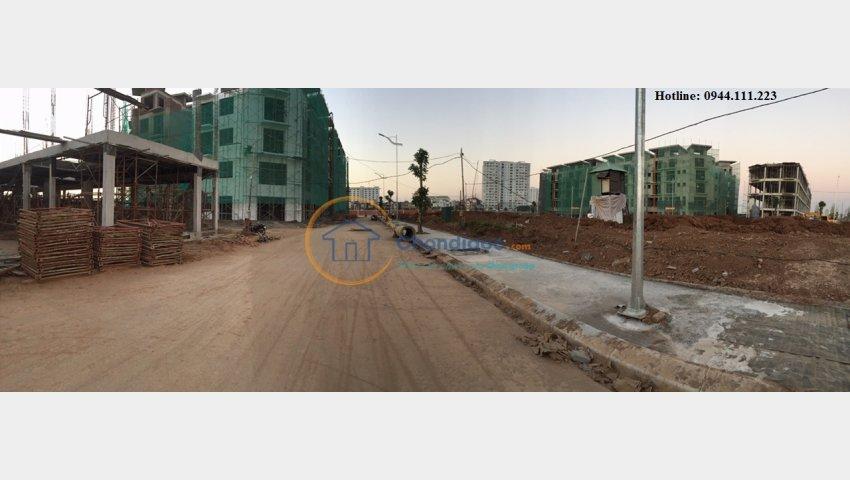 Cơ hội đầu tư liền kề shophouse, Khai Sơn Town Long Biên, giá chỉ từ 7 tỷ