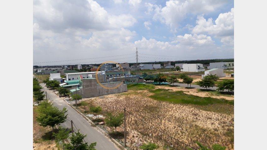 Bán đất dự án KDC mới Đất Nam luxury, đất thổ cư 100%