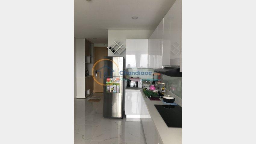 Nhà đẹp đón Tết, cho thuê căn góc Angia Skyline, 3PN view sông, full nội thất cao cấp giá hạt dẻ!