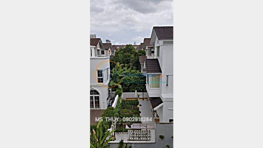 Bán gấp biệt thự Phú Mỹ - KDC Phú Mỹ - Vạn Phát Hưng, quận 7