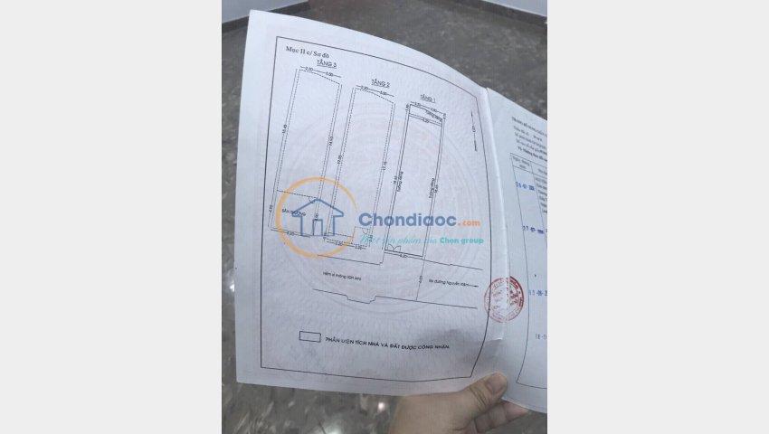Cần Bán Gấp Nhà MT Đường Nguyễn Kiệm, P. 9, Phú Nhuận.