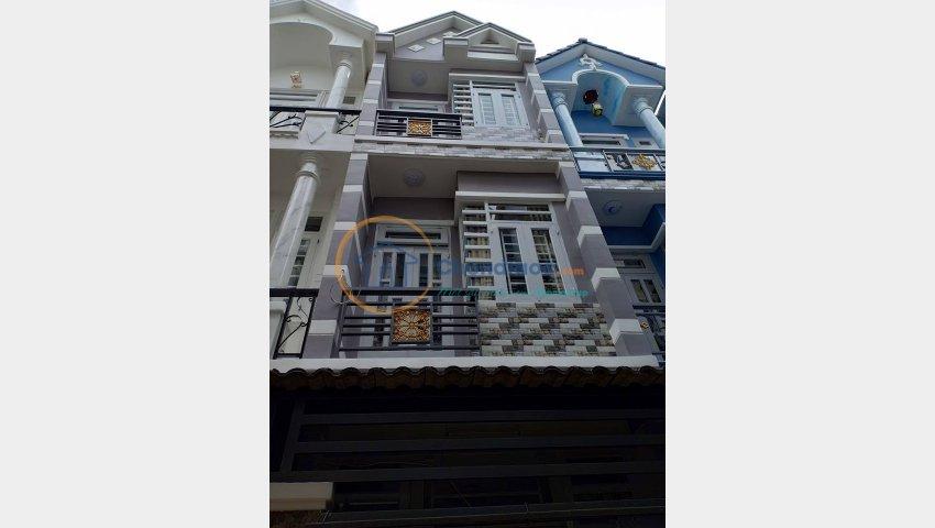 Bán nhà mới xây 1.36 tỷ ,nhà phố chính chủ tại đường Nguyễn Thị Kiểu ,quận 12