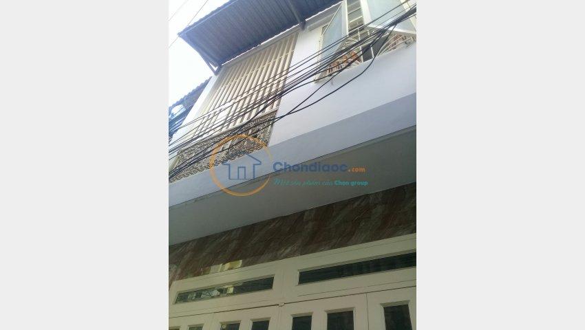 Bán nhà Thích quảng Đức,phường 5,quận Phú Nhuận,5.2 tỷ.