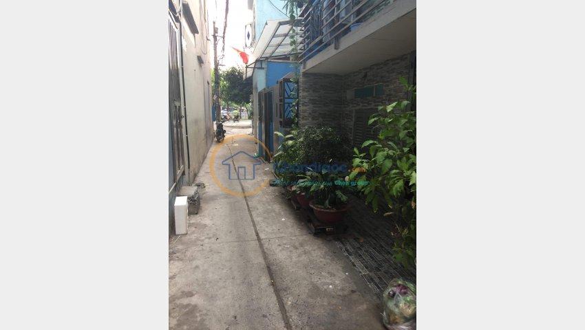 Nhà Bùi Thị Xuân,phường 3,Tân Bình,kích thước cực chuẩn,60 m2,5.5 tỷ.