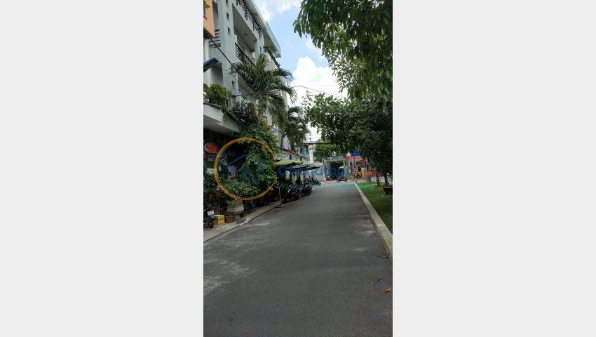Bán nhà HXH Nguyễn Cửu Đàm, DT: 4x20m, giá: 9.5 tỷ, P. Tân Sơn Nhì, Q. Tân Phú
