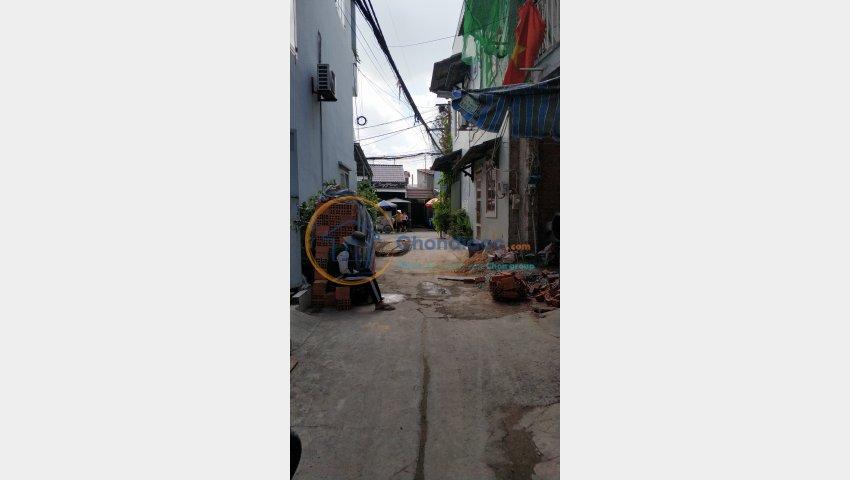 Bán nhà hẻm Đoàn Giỏi, DT: 2.7x12m, giá: 1.9 tỷ, P. Sơn Kỳ, Q. Tân Phú