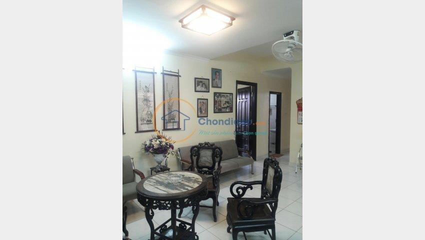 Bán căn hộ chung cư CT13 Ciputra- Nam Thăng Long, 3PN, 87m2, giá 2 tỷ 350.