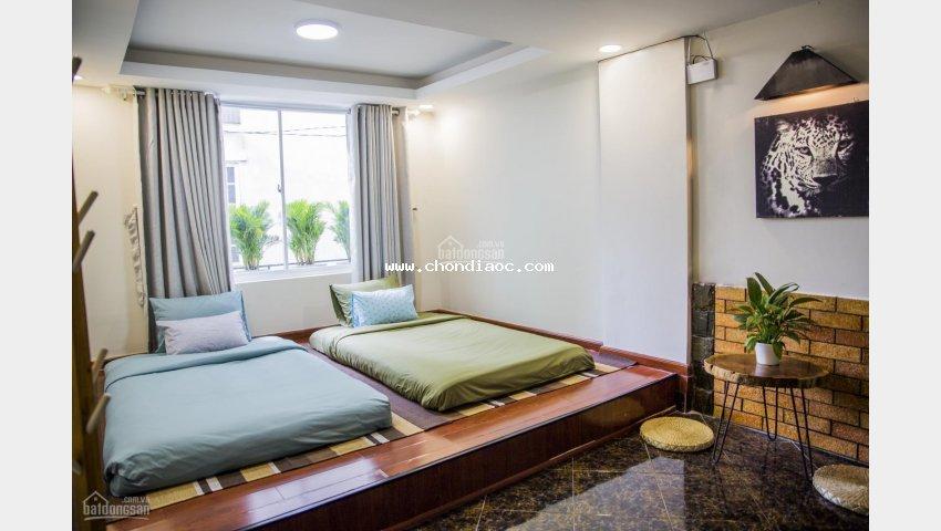 Nhà 175/9a cô giang, quận 1 - 3 tầng 4x9m 2pn, 2wc - đầy đủ nội thất - chính chủ:  duy