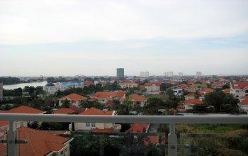 Cho thuê căn hộ hagl view sông, biệt thự lh 0937649813
