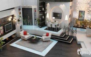 Cần cho thuê căn hộ cao cấp phú hoàng anh 2 phòng, 3 phòng nhà trống và đủ nội thất