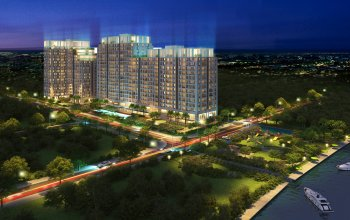 Căn hộ resort opal đường phạm văn đồng giá 1,6 tỷ/2 pn