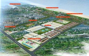 Hot! fisrt real mở bán đất nền  giá rẻ khu đô thị phú quý gardent